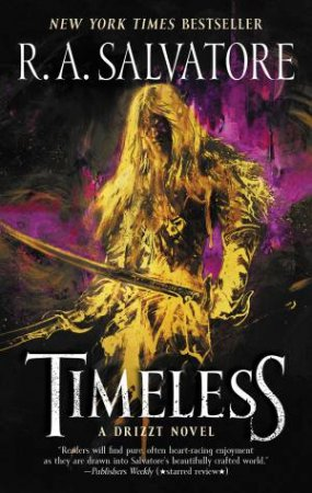 Timeless by R A Salvatore