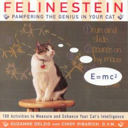 Felinestein by Cindy Ribarich & Suzanne Delzio
