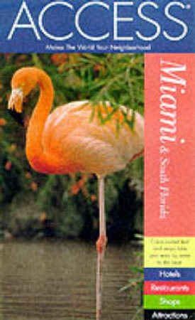 Access Miami & South Florida - 5 ed by Various