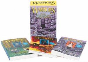 Warriors Manga 3-Book Full-Color Box Set: Graystripe's Adventure; Ravenpaw's Path, SkyClan And The Stranger