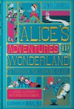 Alices Adventures In Wonderland  Through The LookingGlass Illustrated Edition