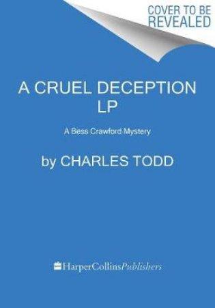 A Cruel Deception (Large Print)