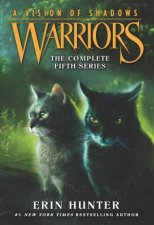Warriors A Vision Of Shadows Box Set Volumes 1 To 6