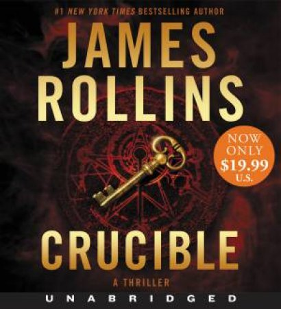Crucible (Unabridged Low Price CD)