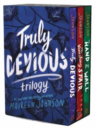 Truly Devious 3-Book Box Set by Maureen Johnson