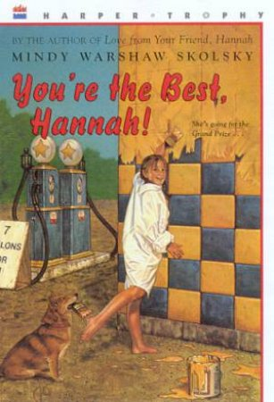 You're The Best, Hannah! by Mindy Warshaw Skolsky