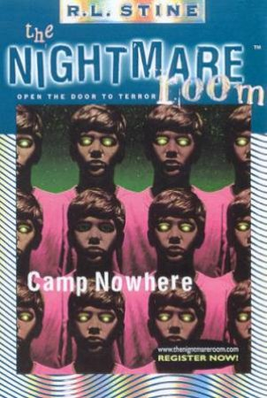 Camp Nowhere by R L Stine