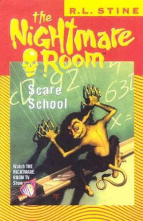 Scare School by R L Stine