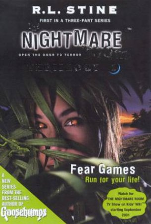 Fear Games by R L Stine