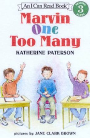 Marvin One Too Many by Katherine Paterson