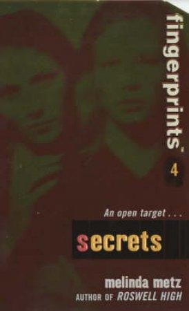 Secrets by Melinda Metz