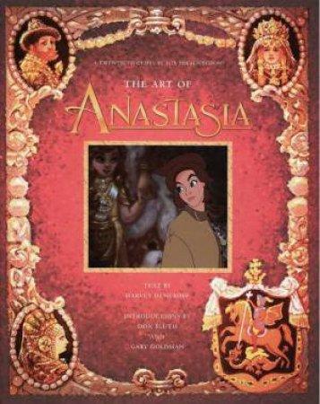 Disney: The Art Of Anastasia - Film Tie-In by Various