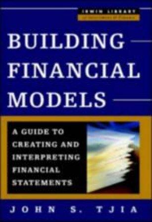 Building Financial Models by Tija