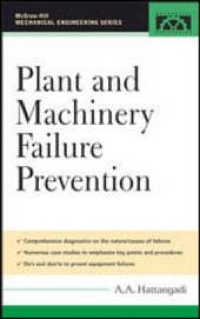 Plant and Machinery Failure Prevention by Hattangadi