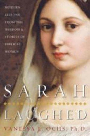 Sarah Laughed by Vanessa Ochs