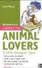 Careers For Animal Lovers 3rd Ed