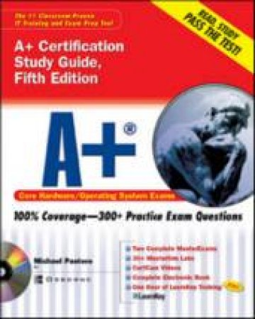 A+ Certification Study Guide by Pastore