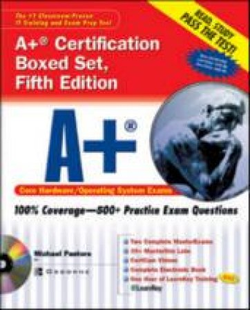 A+ Certification Boxed Set by Pastore