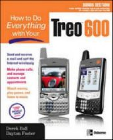 How To Do Everything With Treo 600 by Megg Morin