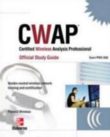 CWAP Cert Wireless Analysis Prof by Planet3 Wireless