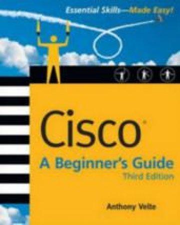 Cisco Beginner's Guide by Velte-Kingsley