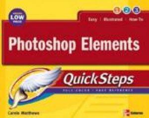 Quicksteps Photoshop Elements by Matthew