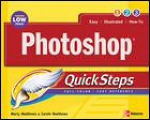 Photoshop: Quicksteps by Carole Matthews & Marty