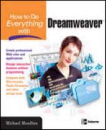 HTDE Dreamweaver 8 by Meadhra