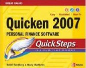 Quicken 2007 Personal Finance Software QuickSteps by Marty Matthews & Bobbi Sandberg
