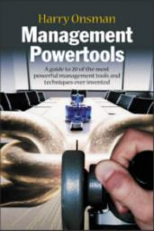 Management Powertools by Harry Onsman