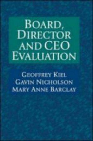 Board, Director & Ceo Evaluati by Kiel