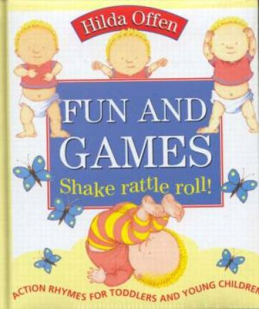 Fun And Games by Hilda Offen