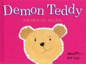 Demon Teddy by Nicholas Allan