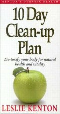 10 Day Clean Up Plan