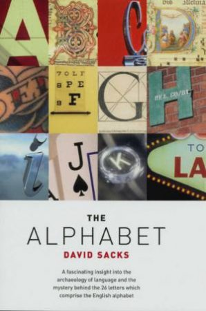 The Alphabet by David Sacks