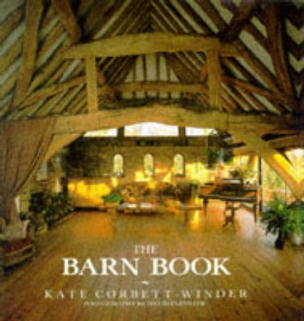 The Barn Book by Kate Corbett-Winder
