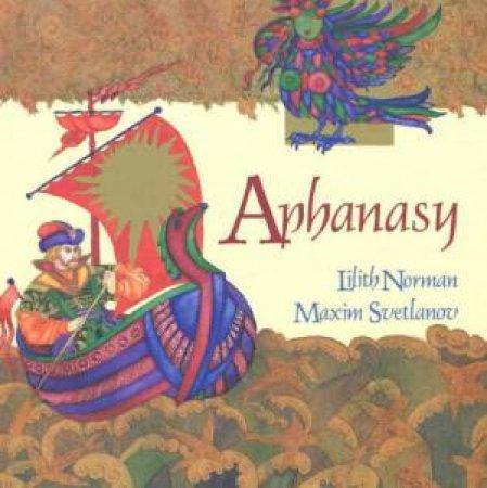 Aphanasy by Lilith Norman & Maxim Svetlanov