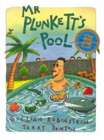Mr Plunkett's Pool by Gillian Rubinstein