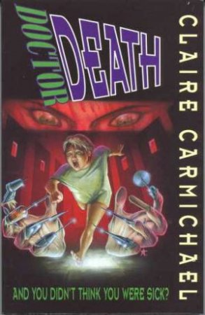 Doctor Death by Claire Carmichael