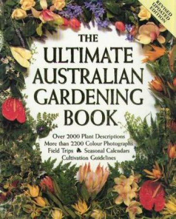 The Ultimate Australian Gardening Book by Roger Mann
