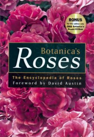 Botanica's Roses - Book & CD-ROM by Various