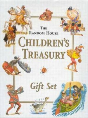 The Random House Children's Treasury Gift Set by Various