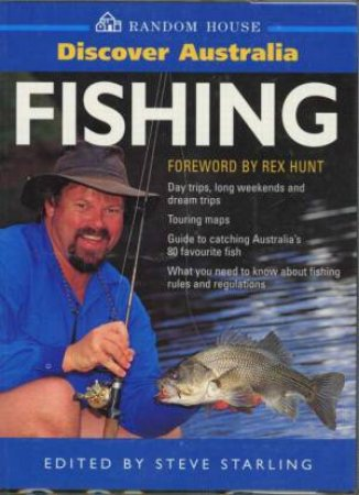 Discover Australia: Fishing by Steve Starling