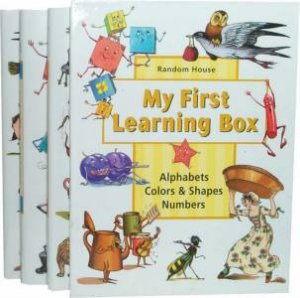 My First Learning Box by Various