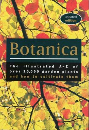 Botanica - Book & CD-ROM by Various
