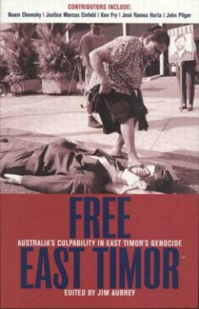 Free East Timor by Jim Aubrey