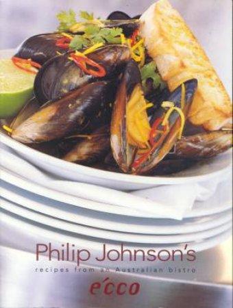 Philip Johnson's Ecco by Philip Johnson & Kris Riordan
