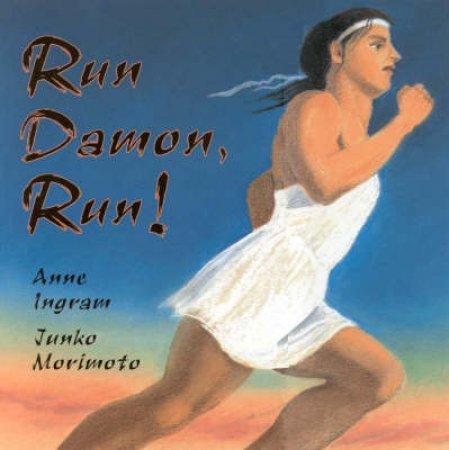 Run Damon, Run! by Junko Morimoto