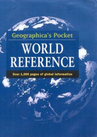 Geographica's Pocket World Reference by Various