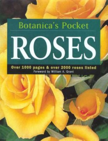 Botanica's Pocket Roses by Various